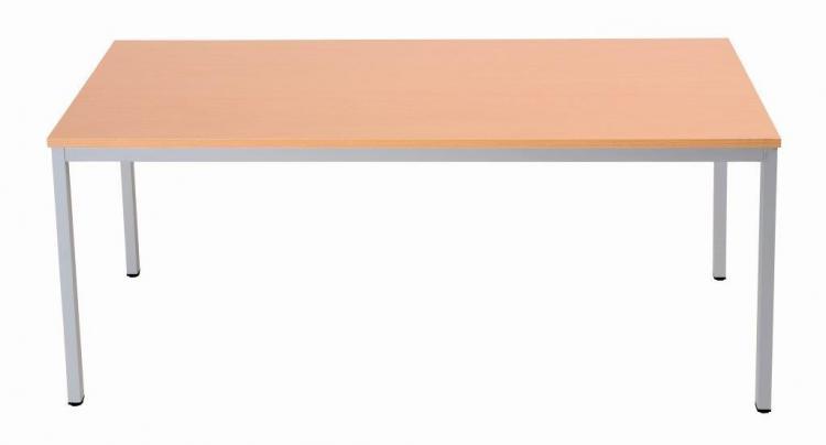 Modulaire rechthoekige tafels 70 cm diep bureautafels for Bureau 70 cm diep